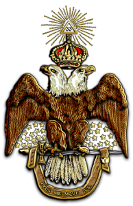 33 - Sovereign Grand Inspector General Eagle [33rd Degree][1.5]