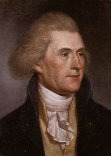 Thomas Jefferson on Adam Weishaupt and the Illuminati